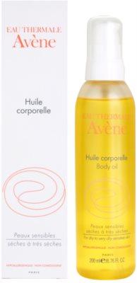 Avene Body Care Óleo corporal para pele seca a muito seca e sensível 3