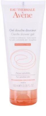 Avene Body Care ніжний гель для душу для чутливої шкіри
