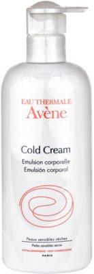 Avene Cold Cream loção corporal para pele muito seca
