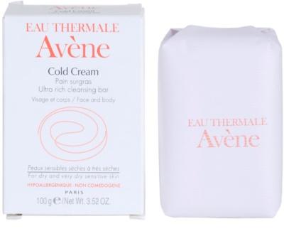 Avene Cold Cream sapun pentru pielea uscata sau foarte uscata