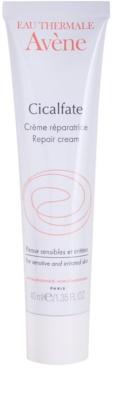 Avene Cicalfate crema anti bacteriana cu efect curativ pentru fata si corp
