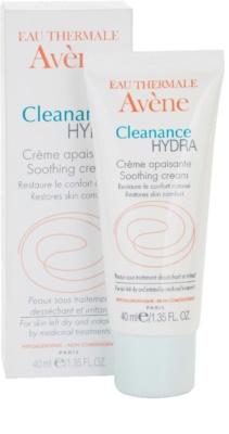 Avene Cleanance Hydra Soothing Cream With Moisturizing Effect 1