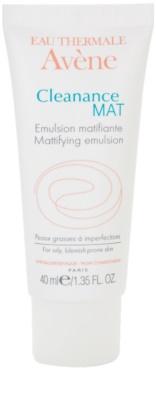 Avene Cleanance Mat matirajoča emulzija za regulacijo sebuma
