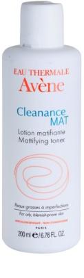 Avene Cleanance Mat tónico de limpeza para pele oleosa e problemática