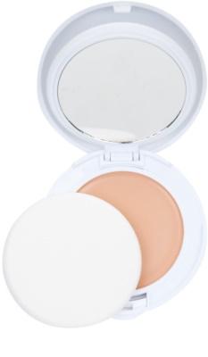 Avene Couvrance maquillaje compacto para pieles mixtas y grasas 1