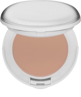 Avene Couvrance maquillaje compacto para pieles secas