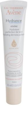 Avene Hydrance лек хидратиращ уеднаквяващ крем за нормална към смесена чувствителна кожа