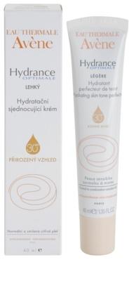 Avene Hydrance champú hidratante y unificante con fórmula ligera para pieles sensible (normales y mixtas) 1