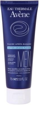Avene Men fluid za po britju za normalno do mešano občutljivo kožo