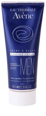 Avene Men crema de afeitar para pieles sensibles