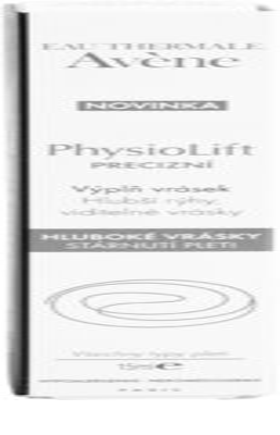 Avene PhysioLift precíziós mélyráncfeltöltő 3