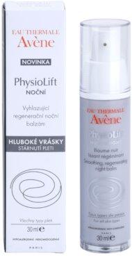 Avene PhysioLift vyhlazující regenerační noční balzám proti hlubokým vráskám 2