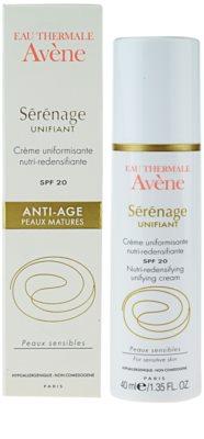 Avene Sérénage поживний денний  крем з вирівнюючим ефектом для зрілої шкіри 1