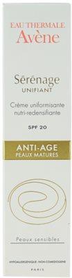 Avene Sérénage поживний денний  крем з вирівнюючим ефектом для зрілої шкіри 2