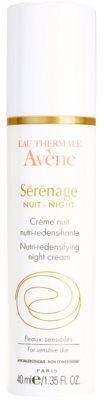Avene Sérénage нічний крем проти зморшок для зрілої шкіри