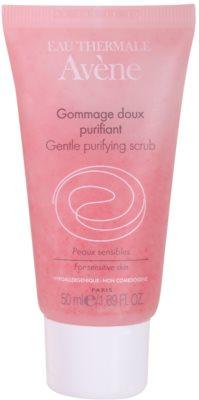Avene Skin Care exfoliante limpiador para pieles sensibles