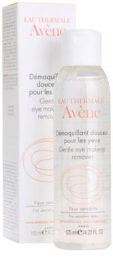 Avene Skin Care odstranjevalec ličil za oči za občutljivo kožo 1
