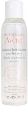 Avene Skin Care demachiant pentru ochi pentru piele sensibila