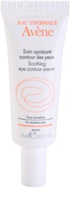 Avene Skin Care crema calmante para contorno de ojos