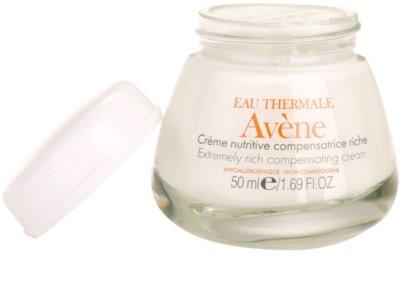 Avene Skin Care crema extra nutritiva pentru ten uscat si sensibil 1