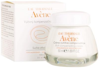 Avene Skin Care crema nutritiva para pieles sensibles 2