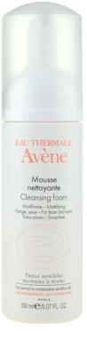Avene Skin Care pianka oczyszczająca do cery normalnej i mieszanej 1