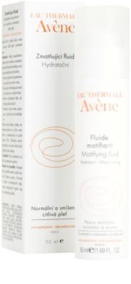 Avene Skin Care fluido matificante  para pele normal a mista 1