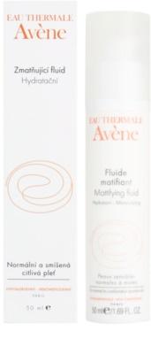 Avene Skin Care fluido matificante  para pele normal a mista 2