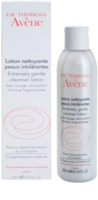 Avene Skin Care tisztító arcvíz intoleráns bőr 1