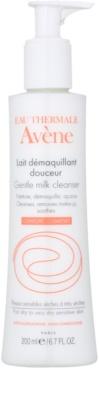 Avene Skin Care mleczko oczyszczające dla cery wrażliwej