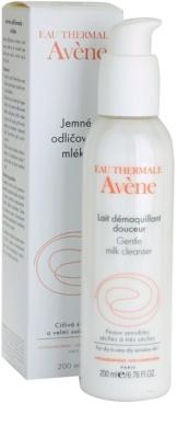 Avene Skin Care lapte demachiant pentru piele sensibila 1