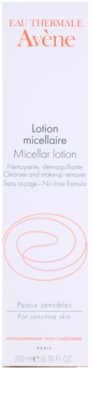 Avene Skin Care micelláris víz az érzékeny arcbőrre 3