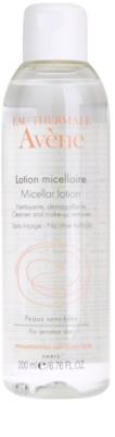 Avene Skin Care apa cu particule micele pentru piele sensibila