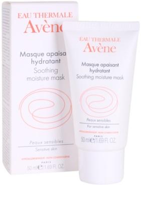 Avene Skin Care masca calmanta si hidratanta 1