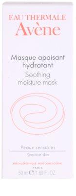 Avene Skin Care masca calmanta si hidratanta 3