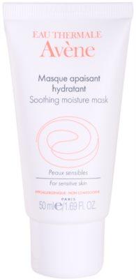 Avene Skin Care mascarilla hidratante y calmante