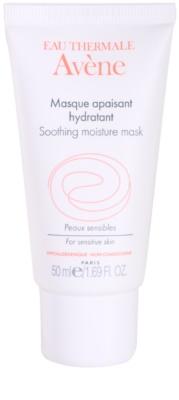 Avene Skin Care nyugtató és hidratáló maszk