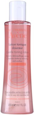Avene Skin Care tónico limpiador suave para pieles secas y muy secas