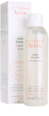 Avene Skin Care água para limpeza suave para pele seca a muito seca 1