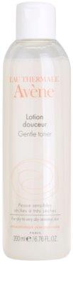 Avene Skin Care água para limpeza suave para pele seca a muito seca 4