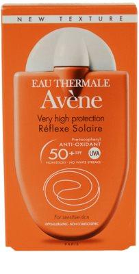 Avene Sun Sensitive слънцезащита за чувствителна кожа SPF 50+ 1