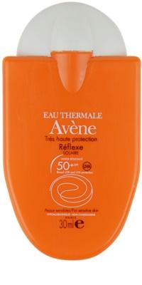 Avene Sun Sensitive слънцезащита за чувствителна кожа SPF 50+