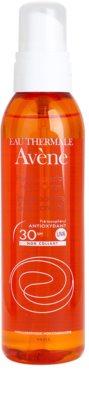 Avene Sun Sensitive óleo bronzeador em cápsulas  SPF 30