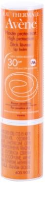 Avene Sun Sensitive bálsamo protector labial  SPF 30