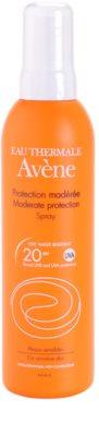 Avene Sun Sensitive spray pentru bronzat SPF 20