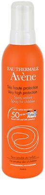 Avene Sun Kids opalovací sprej pro děti SPF 50+