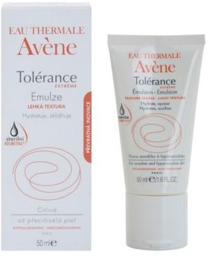 Avene Tolérance Extreme emulsión hidratante para calmar la piel 1