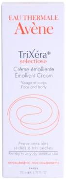 Avene TriXéra+ Selectiose hidratáló és tápláló krém nagyon száraz, érzékeny és atópiás bőrre 3