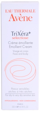 Avene TriXéra Selectiose creme hidratante e nutritivo para pele sensível e atópica 3