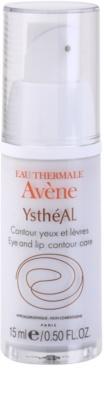 Avene YsthéAL нічний крем для виділення контурів очей та губ